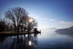 balade bord du lac d'Annecy