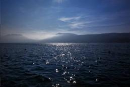 Eau lac d'Annecy