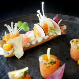 1er Mets restaurant à Annecy