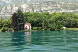 Balade St Jorioz lac d'Annecy