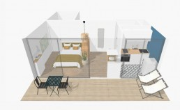 Plan appartement location annecy